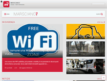 Tablet Preview of marsciano7.it